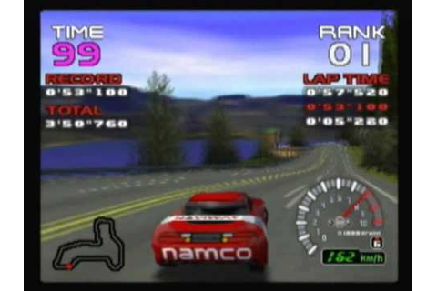 Ridge Racer 64 (N64) - YouTube