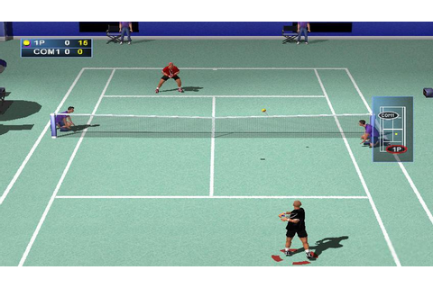 Agassi Tennis Generation Download (2002 Sports Game)