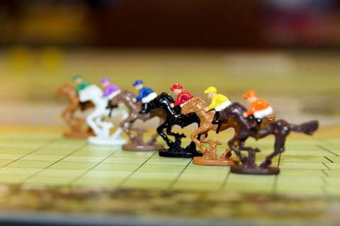 Top 5 Horse Racing Board Games