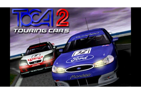 Classic Game Review: Toca 2 Touring Cars (PC) - YouTube