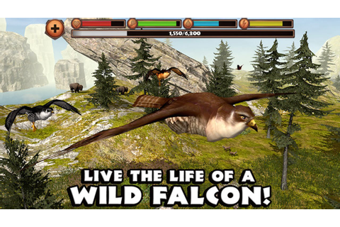 Falcon Simulator - By Gluten Free Games - Compatible with ...