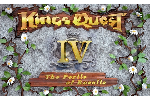 Indie Retro News: King's Quest IV – The Perils of Rosella ...