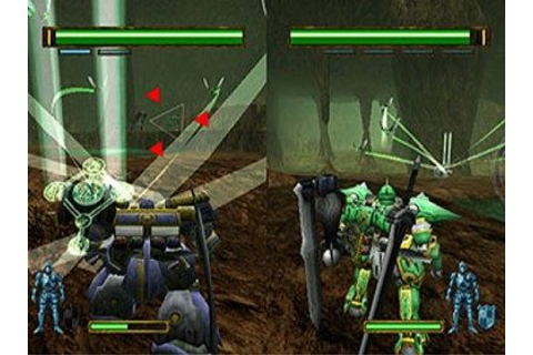 Frame Gride (1999) by From Software Dreamcast game