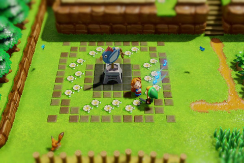 The Legend of Zelda: Link's Awakening on Switch launches ...