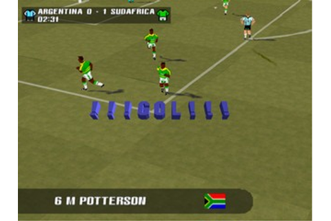 SUPER MATCH SOCCER - (PAL)