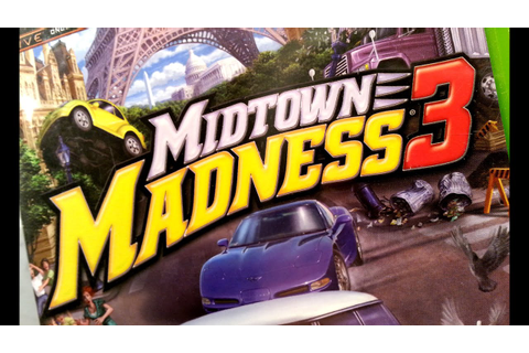 Classic Game Room - MIDTOWN MADNESS 3 review for Xbox ...