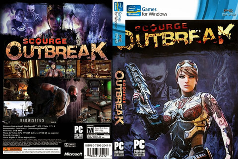 Scourge: Outbreak (Cover) ~ Giga In Games