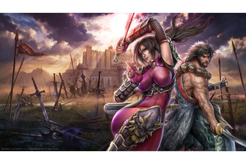 Soulcalibur Lost Swords Wallpapers