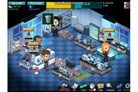 Facebook Game - CSI - Crime City - YouTube