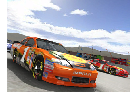 NASCAR Racing - online game | GameFlare.com