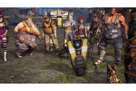 Tales from the Borderlands | Game