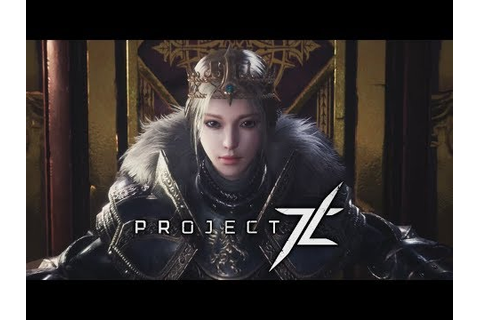 Project TL (KR) - Debut game trailer - YouTube