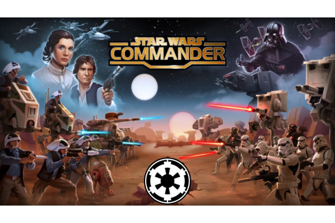 Star Wars Commander - iOS / Android - HD (Sneak Peek ...