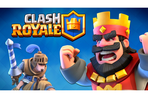 "NEW SUPERCELL Game ""CLASH ROYALE"" Worlds First Gameplay ..."