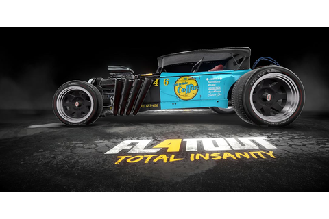 FlatOut 4: Total Insanity brings destruction style racing ...