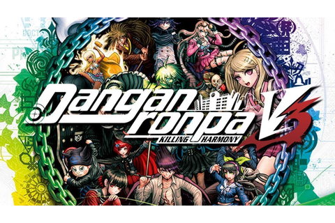 Watch The First 25 Minutes Of Danganronpa V3: Killing ...