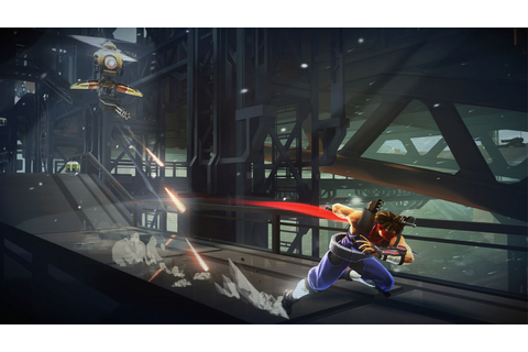 Strider returns in 2014 with all-new game - Polygon