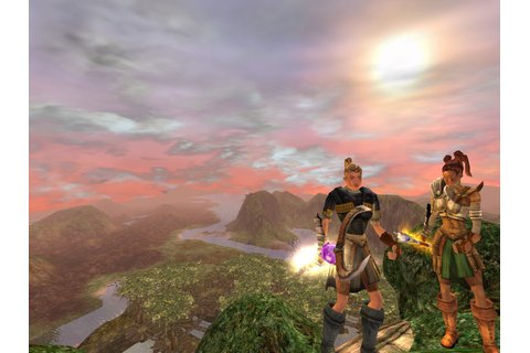 Game: Asheron's Call 2 (pg2)|NVIDIA