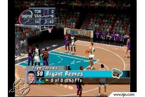 NBA ShootOut '01 Screenshots, Pictures, Wallpapers ...
