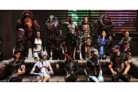 Mass Effect 3's 'Citadel' DLC demonstrates the franchise's ...