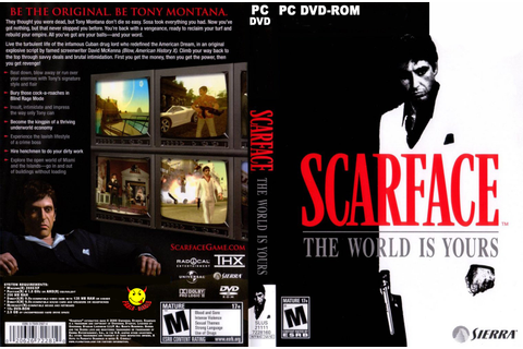 Scarface The World is Yours pc game - Games Rip - Games ...
