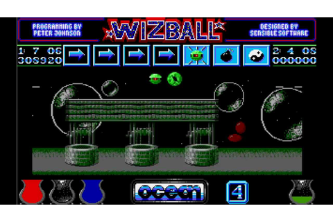 Wizball - Atari ST [Longplay] - YouTube