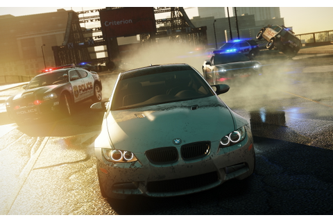 PC GAMES: Need For Speed Most Wanted 2012 Full