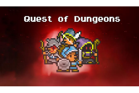 Quest of Dungeons Free Download (v3.0.5) « IGGGAMES