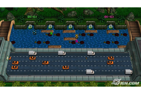 Frogger Returns Screenshots, Pictures, Wallpapers ...