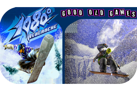 1080 Avalanche (GC) Intro & Gameplay HD - YouTube