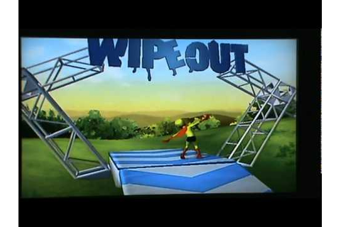 Wipeout The video game for wii play through part 1 - YouTube