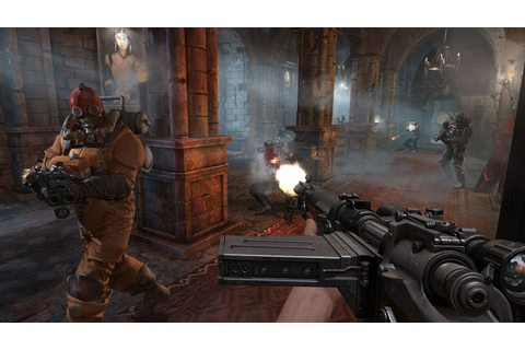 Against all odds, the new Wolfenstein games are fantastic ...