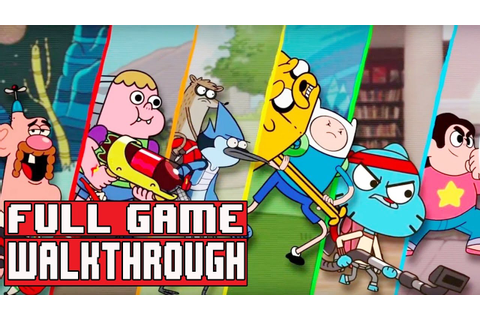 CARTOON NETWORK BATTLE CRASHERS Gameplay Walkthrough Part ...