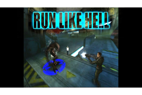 Run Like Hell ... (PS2) - YouTube