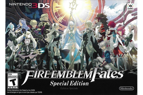 Fire Emblem Fates Special Edition UNDUB Added Swimsuit ...