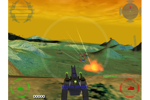Incoming Forces Download (2002 Arcade action Game)