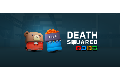 SMG Studio's co-op puzzle game 'Death Squared' is out