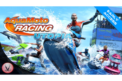 Aqua Moto Racing Utopia PC Gameplay [Steam Early Access ...
