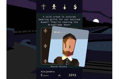 Reigns: Her Majesty IPA Cracked for iOS Free Download