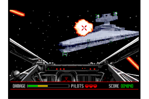 Adventures in DOSBox: Rebel Assault I & II