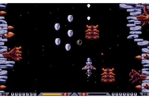 Download Xenon 2: Megablast shooter for DOS (1990 ...