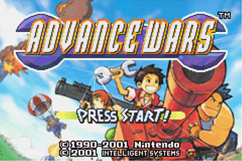 Advance Wars (E)(Arrogance) ROM