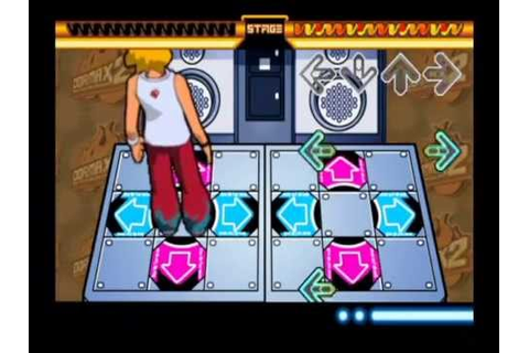 DDRMax2: Dance Dance Revolution (PS2) Title+How to Play ...
