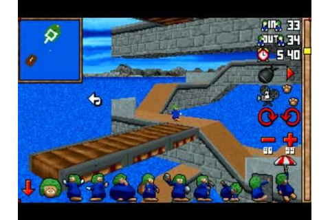 DOS Game: Lemmings 3D - YouTube