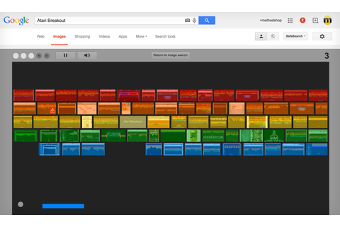 Celebrate Atari Breakout's 40th Anniversary with a Google ...