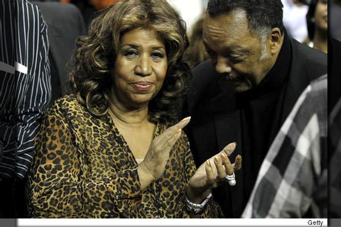 Aretha Franklin Jesse Jackson - Straight From The A [SFTA ...