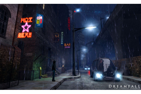 Download Dreamfall: The Longest Journey Full PC Game