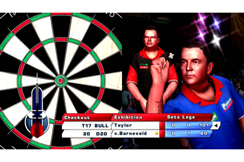 PDC World Championship Darts 2008 [Xbox 360, 2008 ...