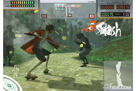 Samurai Champloo: Sidetracked Screenshots, Pictures ...