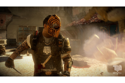 Army of Two: The Devil's Cartel Review - GameRevolution